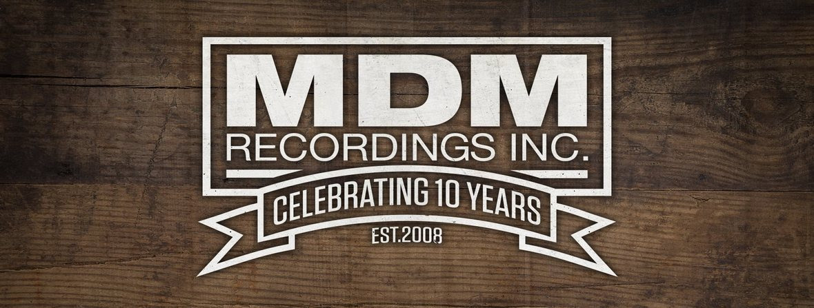 MDM Recordings Inc Celebrates 10 Years